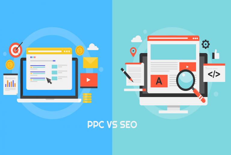Lokal SEO vs PPC Markedsføring
